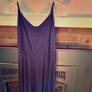 WOMEN'S GAP DRESS-NAVY BLUE-ADJUSTABLE STRAPS